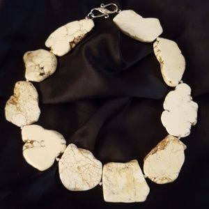 Jewelry - Gorgeous Chunky Jasper Necklace New!